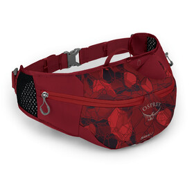 Osprey Savu 2 Waist Bag, claret red